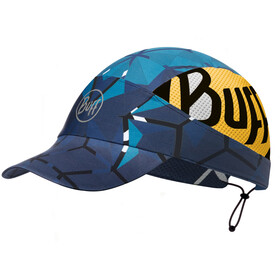 Buff Pack Run Cap helix ocean